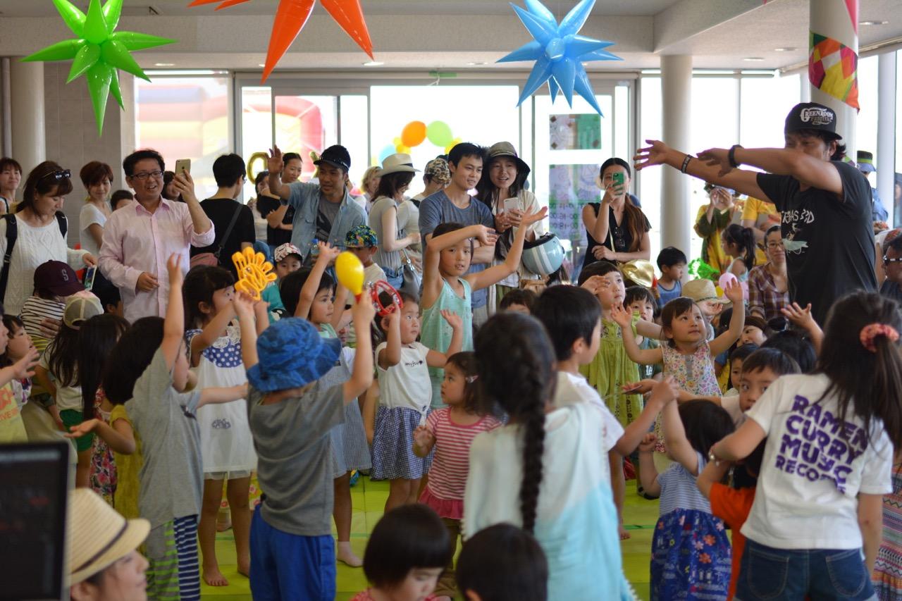 GREENROOM FESTIVAL'16 KIDSDISCO